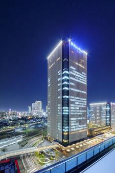 Nagoya Prince Hotel Sky Tower - Nagoya - Rakennus