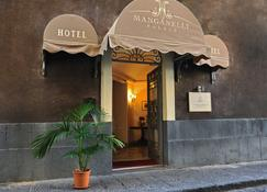 Hotel Manganelli Palace - Catania - Building