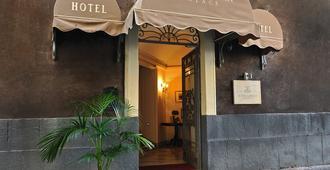 Hotel Manganelli Palace - Κατάνη - Κτίριο