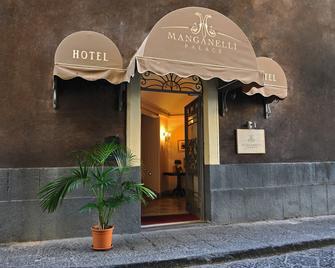 Hotel Manganelli Palace - Катания - Здание