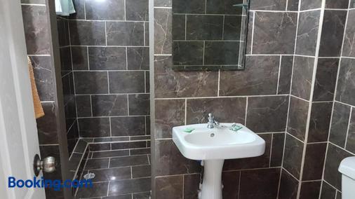 Cabinas Yucca - Puerto Viejo de Talamanca - Phòng tắm
