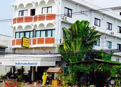 Ez House & Cafe - Sukhothai - Gebäude