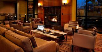 Courtyard by Marriott Seattle Sea-Tac Area - Tukwila - Lounge
