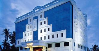 Hotel Annamalai International - Puducherry - Building