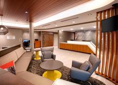 SpringHill Suites by Marriott Hampton Portsmouth - Хэмптон - Ресепшен
