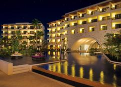 Secrets Akumal Riviera Maya Resort Adults Only - Akumal - Edificio