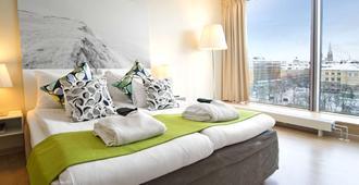 Clarion Hotel Sign - Stockholm - Bedroom