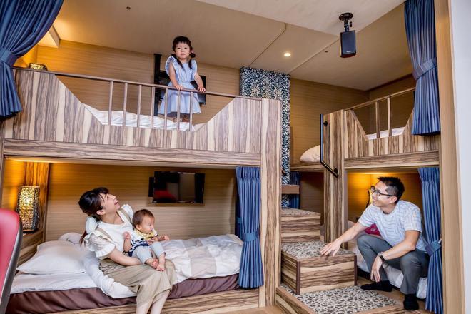 Bali Tower Hotel Tennoji - Osaka