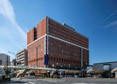 Apa Hotel Kurashiki-Ekimae - Kurashiki - Rakennus