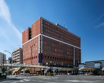 阿帕酒店 倉敷驛前 - 倉敷 - 建築
