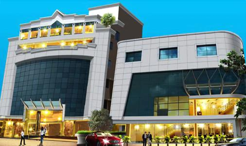 Maurya Rajadhani - Thiruvananthapuram - Building