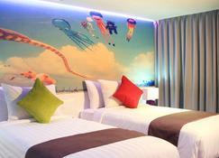 Ramada Encore by Wyndham Kuta Badung - Kuta - Bedroom