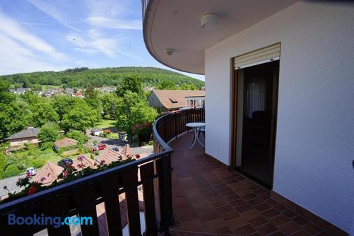 Hotel Lorosch - Bad Orb - Balcony