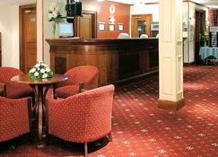 Britannia Hotel Newcastle Airport - Newcastle-upon-Tyne - Recepción