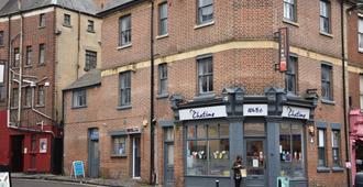 Ali Inn Oxford - Oxford - Rakennus