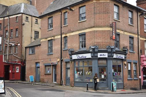 Ali Inn Oxford - Oxford - Gebäude