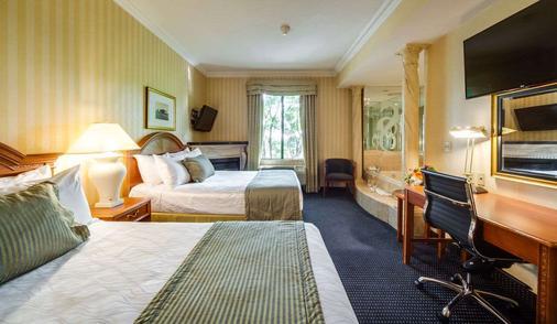 Monte Carlo Inn Toronto West Suites - Mississauga - Makuuhuone