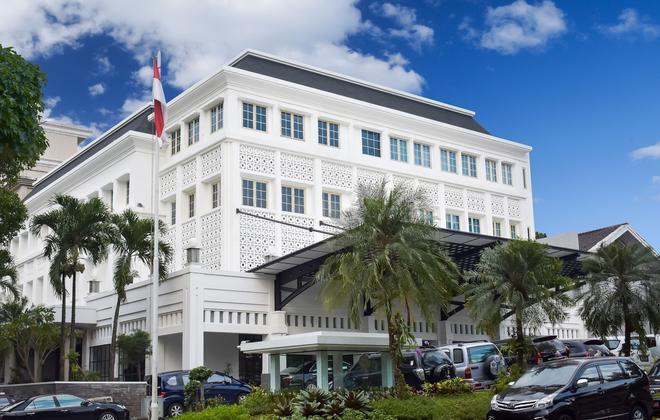 米拉大酒店 - 茂物 - 茂物 - 建築