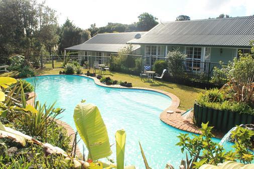 Ash Grove Boutique Motel - Paihia - Pool