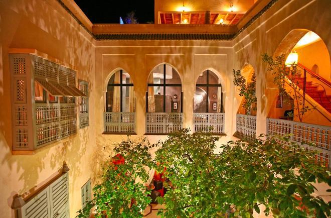 Riad Misria - Marrakech - Rakennus