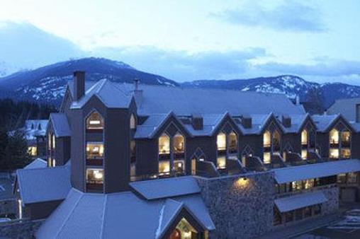 Adara Hotel - Whistler - Rakennus