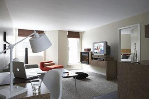 Adara Hotel - Whistler - Living room