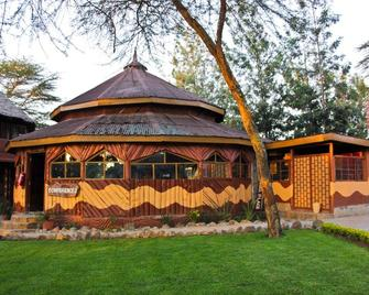 Sweet Lake Resort - Naivasha - Building
