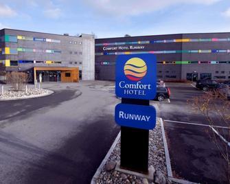 Comfort Hotel Runway - Gardermoen - Gebäude
