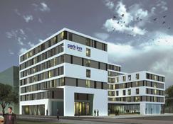Park Inn by Radisson Malmo - Malmø - Bygning