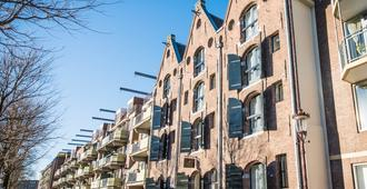 Yays Zoutkeetsgracht Concierged Boutique Apartments - Amsterdam - Utomhus
