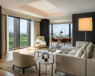Bulgari Hotel, Beijing - Pekín - Sala de estar