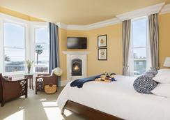 West Cliff Inn, A Four Sisters Inn - Santa Cruz - Bedroom