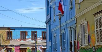 B&B La Nona - Valparaíso - Vista del exterior