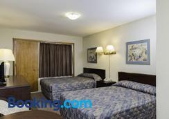 The New Cavalier Inn - Winnipeg - Bedroom