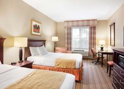 Country Inn & Suites by Radisson, Ithaca, NY - Ithaca - Sypialnia