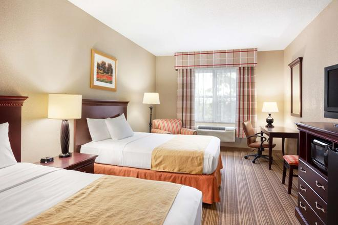 Country Inn & Suites by Radisson, Ithaca, NY - Ithaca - Makuuhuone