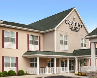 Country Inn & Suites by Radisson, Ithaca, NY - Ithaca - Gebäude