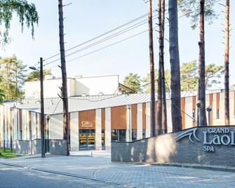 Grand Laola Spa - Pobierowo - Building