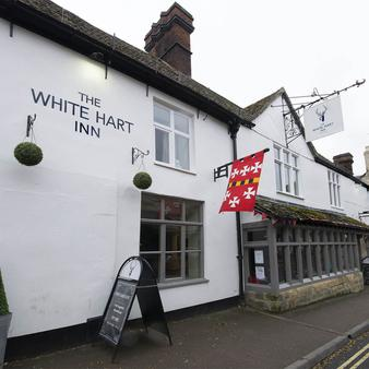 The White Hart - Inn - Cheltenham - Toà nhà