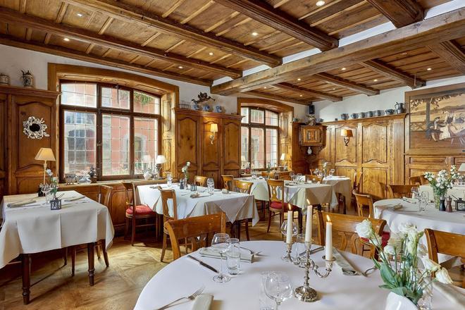 A L'ami Fritz - Obernai - Restaurant