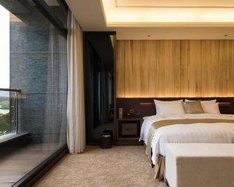 Fuli Hot Spring Resort - Yuchi - Bedroom