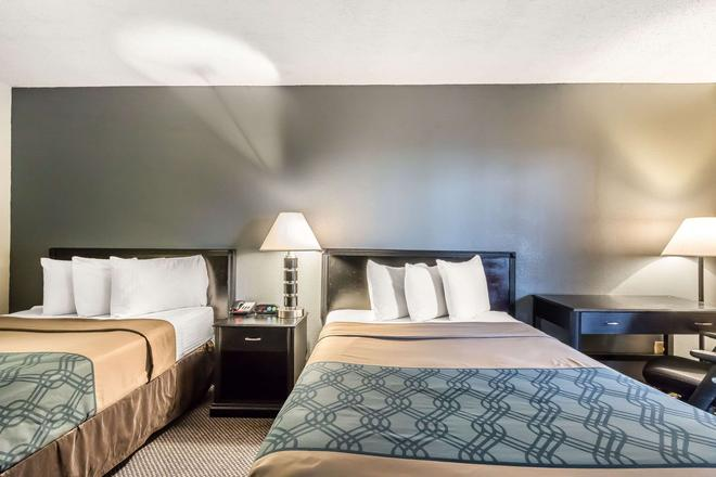 Econo Lodge - Martin - Bedroom