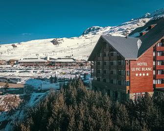 Le Pic Blanc - Huez