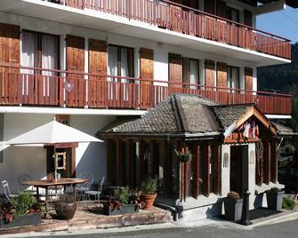 호텔 라 쇼미에르 - 모르진느 - 건물