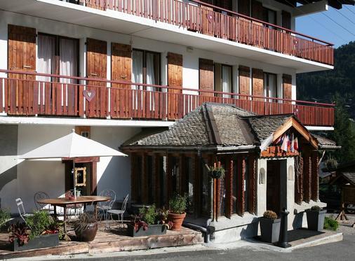Chalet Hotel La Chaumière - Morzine - Toà nhà