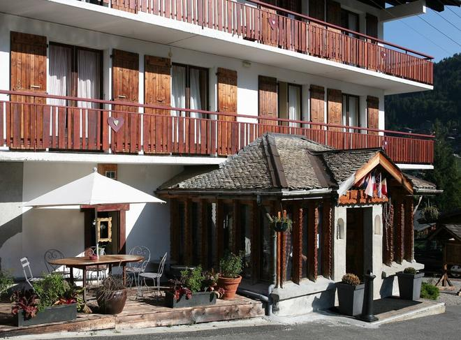 Chalet Hotel La Chaumière - Morzine - Rakennus