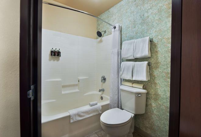 Oxford Suites Pendleton - Pendleton - Kylpyhuone