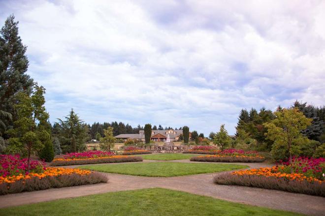 Oregon Garden Resort - Silverton - Outdoors view