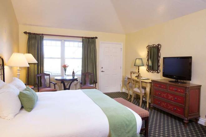 Oregon Garden Resort - Silverton - Bedroom