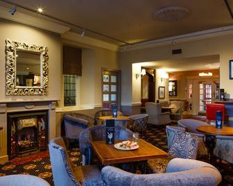 Best Western Lichfield City Centre The George Hotel - Lichfield - Ресторан